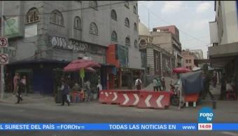 Comerciantes Barrio Chino Dicen Afectados Obras