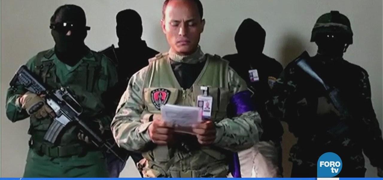 Operación militar desmantela a grupo del rebelde Oscar Pérez