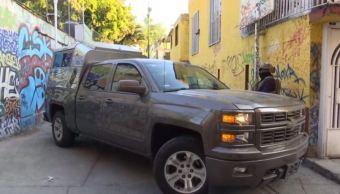 Detienen a Uriel Isaac, 'El Cochi', en operativo en Iztacalco