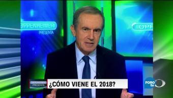 Oppenheimer: programa del 13 de enero de 2018