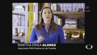 Pan Perfila Esposa Moreno Valle Gobierno Puebla