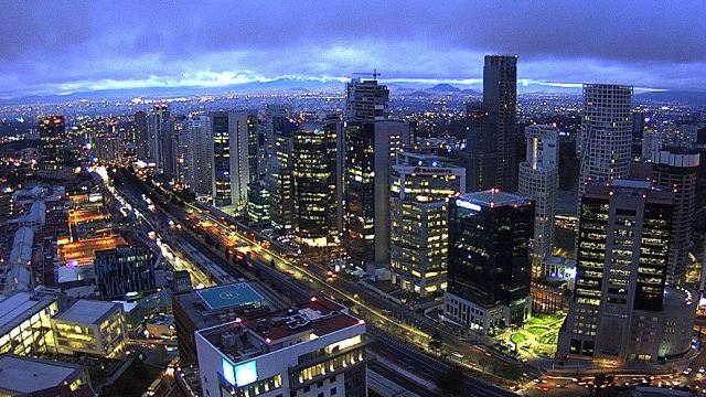 Amanece la Ciudad de México con 0 grados