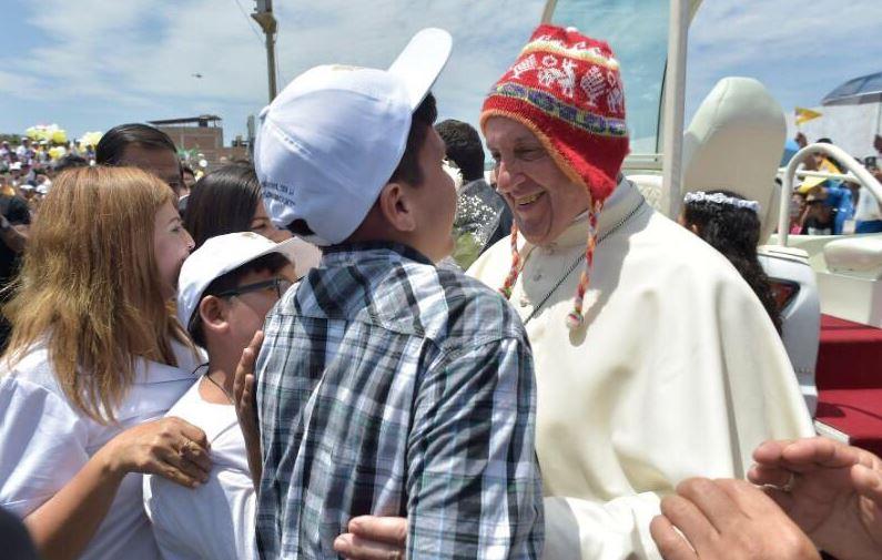 papa francisco feminicidio latinoamerica peru plaga