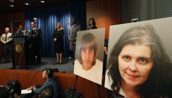 Autoridades presentan 38 cargos contra la pareja que secuestró a 13 hijos