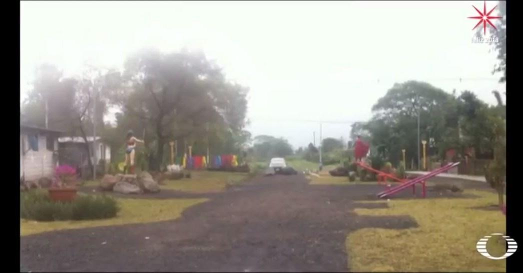inauguran parque tematico zona marginada de veracruz