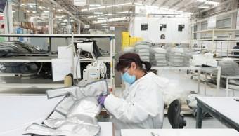El personal de industria manufacturera aumenta en noviembre de 2017