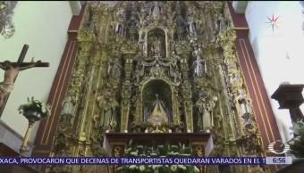 Pescadores de limosnas roban en las iglesias de la CDMX