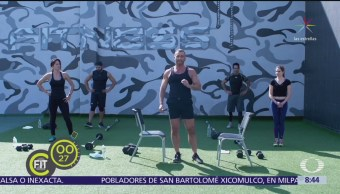 Ponte Fit: Trabaja glúteos y piernas con estos ejercicios
