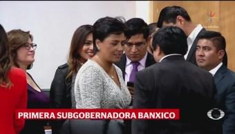 Primera Vez Una Mujer Formará Junta Gobierno De Banxico