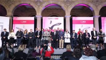 gobierno cdmx entrega reconocimientos angel ciudad