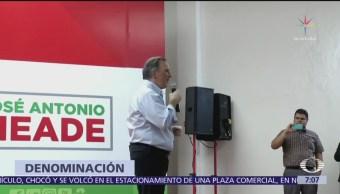 PRI decide no impugnar el nombre de la Coalición Meade ciudadano por México