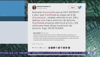 PRI responde a Morena por acusación de plagio de la propuesta anticorrupción
