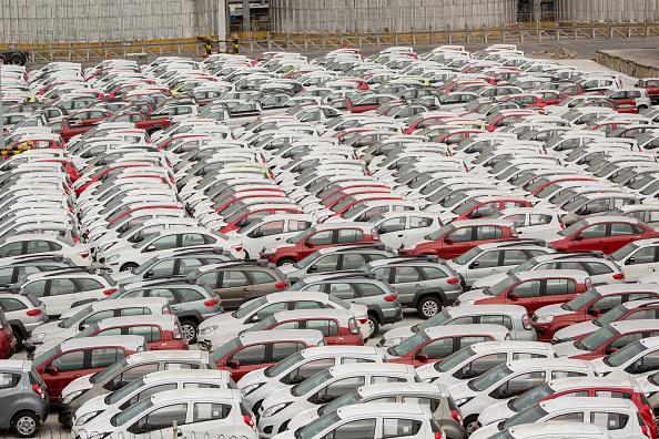 Al alza exportación y producción de vehículos
