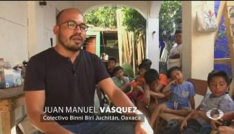 Proyecto 'Binni Birí' Busca Ayudar Reconstrucción Juchitán
