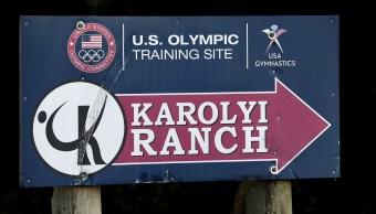 Gobernador Abbot investiga rancho de Texas donde Nassar abusó de gimnastas
