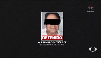 Rechazan indicios de tortura contra Alejandro Gutiérrez