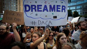 Reforma migratoria republicanos incluye muro Trump y blinda dreamers