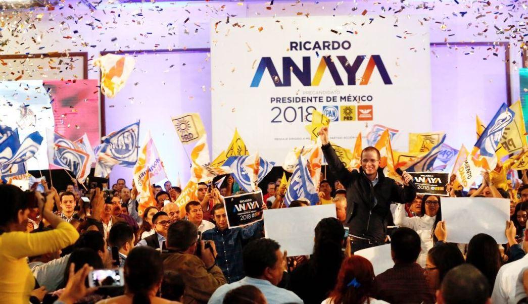 ricardo anaya pide al gobierno federal fiscalizar recursos publicos de campañas electorales