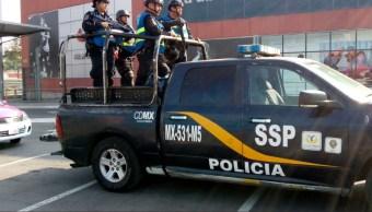 asaltan tienda departamental plaza san jeronimo cdmx