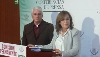 Morena acusa a Meade de plagio por iniciativa contra la corrupción