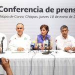 continuara reconstruccion de viviendas pese a elecciones, afirma rosario robles