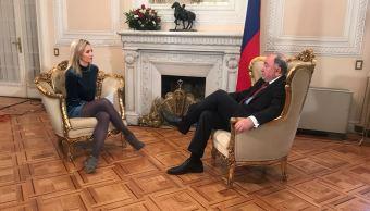 Embajador Rusia niega intervención su gobierno elecciones México