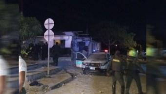 Tercer atentado contra la Policía en Colombia deja al menos dos muertos