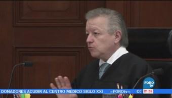 SCJN Continúa Análisis Sobre Ley Derecho Réplica