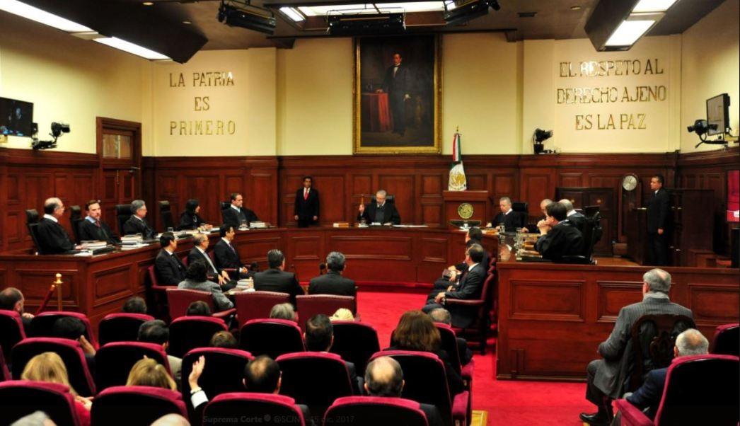 SCJN admite controversia constitucional contra la Ley de Seguridad Interior