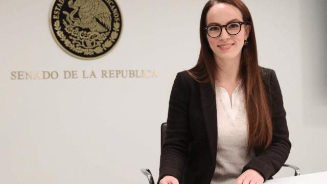 Es momento de pensar por encima de los partidos, Gabriela Cuevas