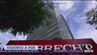 Sistema anticorrupción pide informes sobre caso Odebrecht