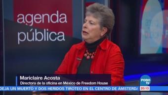Próxima presidenta del Comité de Participación Ciudadana