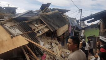 Terremoto en Java, Indonesia. Ocho heridos.