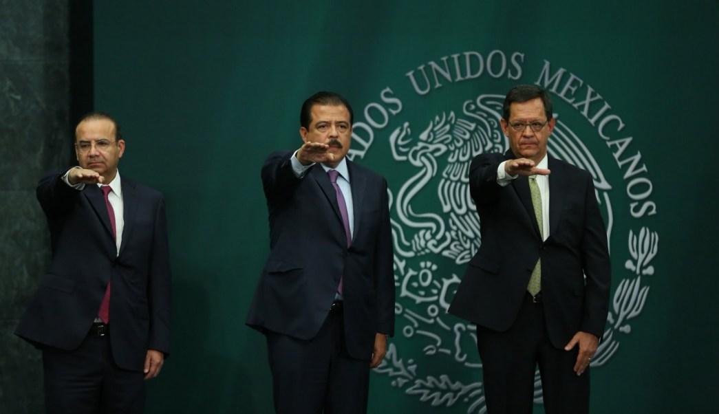 Luis Enrique Miranda deja Sedesol; Eviel Pérez Magaña asueme el cargo