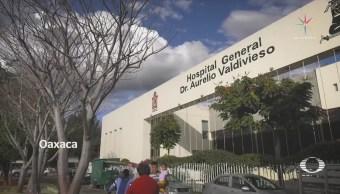 Trabajadores Salud Protestan Despido Masivo Oaxaca