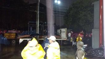 Obras programadas causa confusión en Periférico Sur, CDMX