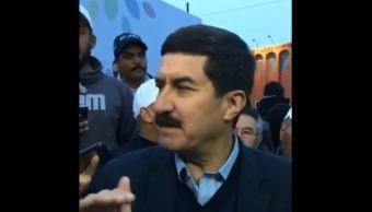 Traslado de Alejandro Gutiérrez estaba condicionado, dice Corral