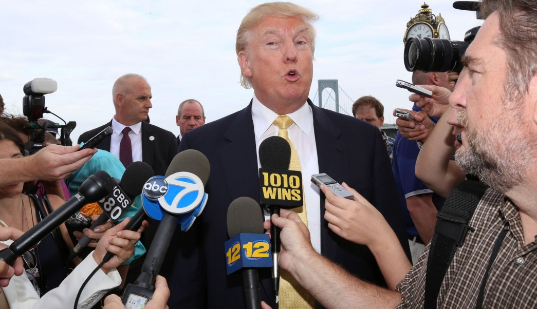 Trump, líder que más ha intentado debilitar a la prensa