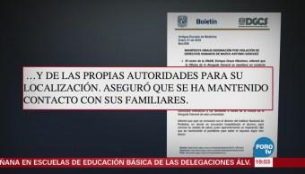 UNAM sigue caso de Marco Antonio Sánchez