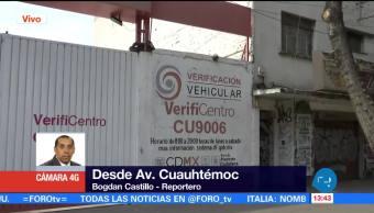 Verificentros Cdmx Estaran Cerrados Hasta Junio