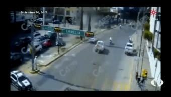 Vinculan Proceso Chofer Tráiler Impacto Hotel Guanajuato