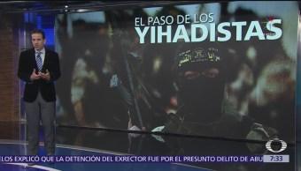 Yihadistas trazan nueva ruta para entrar a Europa desde África