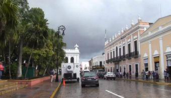 yucatan registra temperaturas de 10 grados