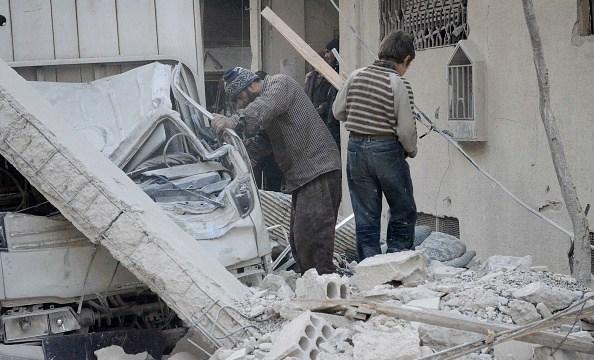 Combates en Guta entre fuerzas sirias y facciones provocan 19 muertos
