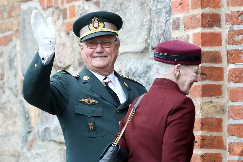 muere principe enrique dinamarca esposo reina margarita ii