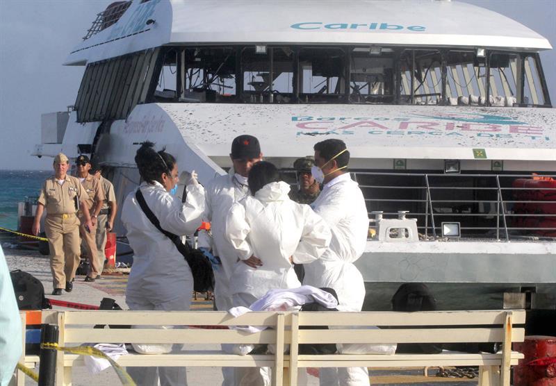 SCT suspende servicios de transportación a Barcos Caribe