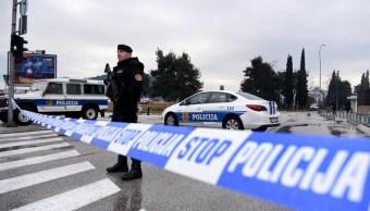 atacante suicida lanza granada embajada eu montenegro