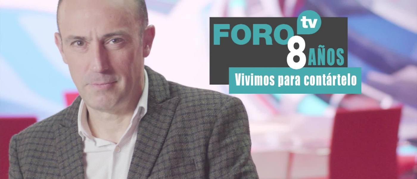 8 años de FOROtv: Julio Patán