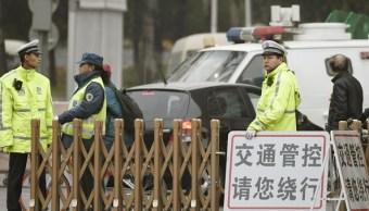 Ataque con cuchillo en centro comercial en Beijing deja un muerto y 12 heridos