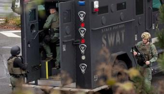 Una madre y su hijo son víctimas de peligrosa 'broma' llamada swatting